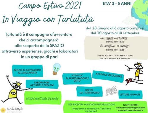 CAMPI ESTIVI 2021